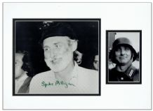 Spike Milligan Autograph Photo Signed